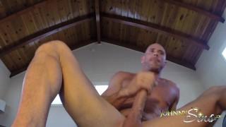 SinsLife – Big Dick Stud Gets Hard During Yoga