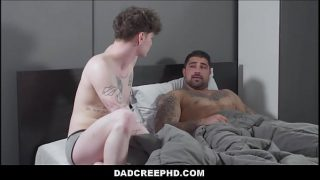Cute Young Twink Stepson Marco Biancci Family Fucked By Hunk Stepdad Ryan Bones After Catching Him Jerking Off