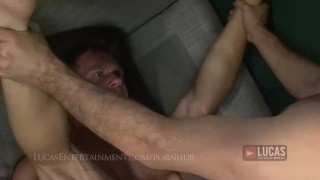 Michael Lucas s his 10inch cock on bottom